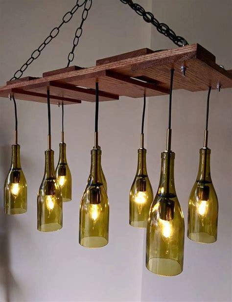wine bottles chandelier 25 unique wine bottle chandelier ideas on