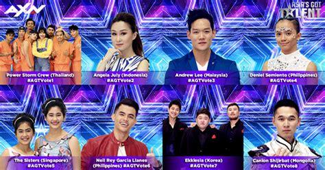 asia s got talent vote gokpop malaysia asia s got talent semi finalists 3 easy