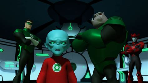 green lantern the animated series s01e19 loss