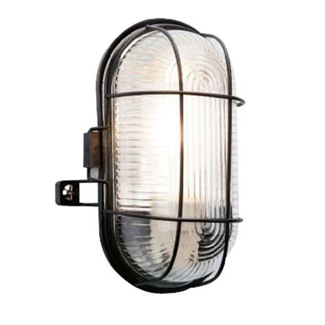 outdoor lights b q b q taro outdoor wall light in black wall light review