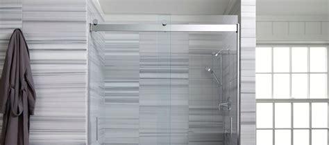 bathroom shower door shower doors showering bathroom kohler