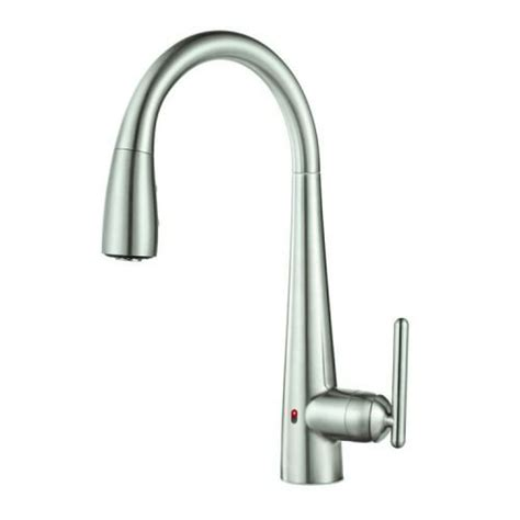 touch faucets kitchen best touchless kitchen faucet reviews