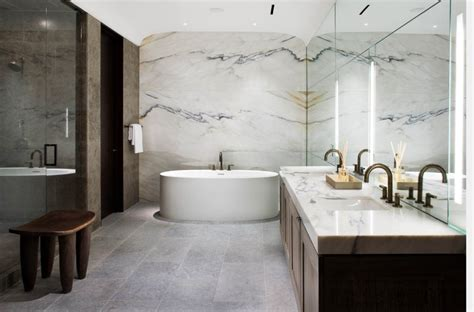 marble bathroom ideas 10 spectacular rooms with marble walls