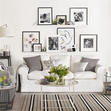 white sofa in living room 29 awesome ikea ektorp sofa ideas for your interiors