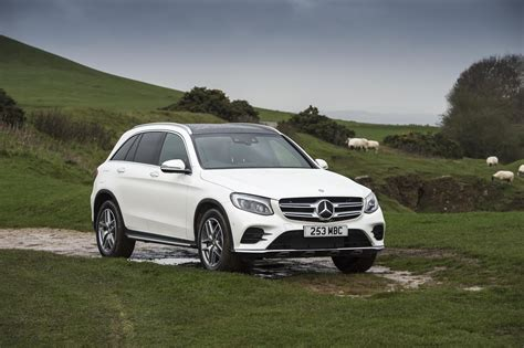 Mercedes Magazine by Mercedes Glc 350d 4 Matic Amg Line 2017 Review By Car