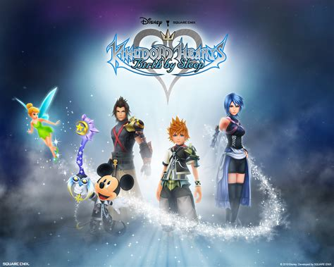 kingdom hearts birth by sleep ranking the kingdom hearts series apg