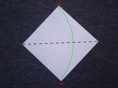 origami valley fold katakoto origami december 2012