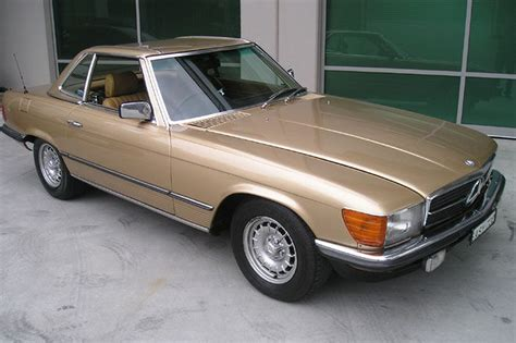 Mercedes 380sl Convertible by Mercedes 380sl Convertible Auctions Lot 18 Shannons