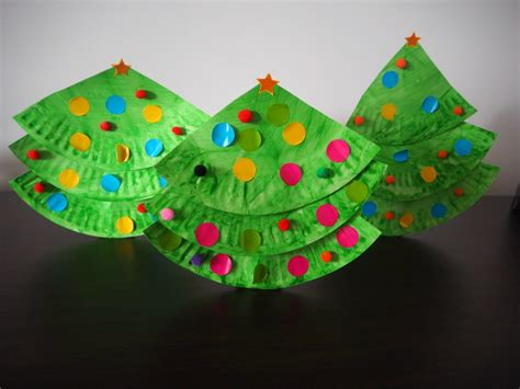paper plate tree paper plate tree craft be a