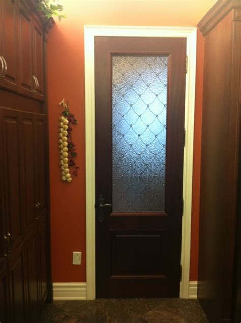 custom interior glass doors custom glass insert in an interior door