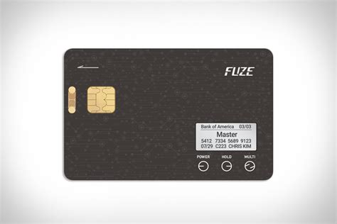 from card fuze smart credit card uncrate