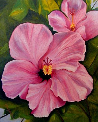 flower painting pictures flower paintings by key west artist janis