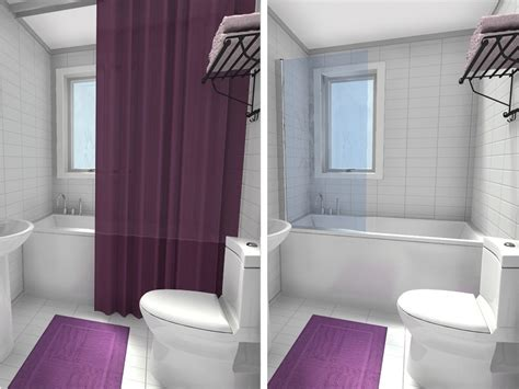 tubs and showers for small bathrooms 10 small bathroom ideas that work roomsketcher
