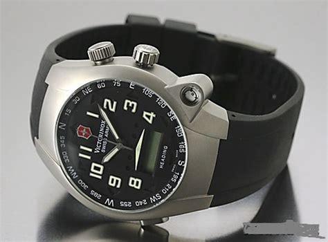 clock rubber st s watches victorinox swiss army st 5000 l digital