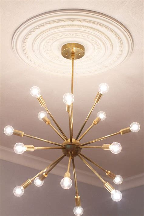 mid century modern chandeliers best 25 mid century lighting ideas on mid