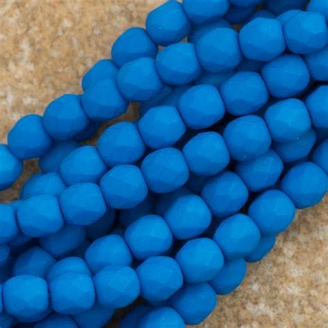 how big is 4mm bead 100 polished 4mm bead neon electric blue