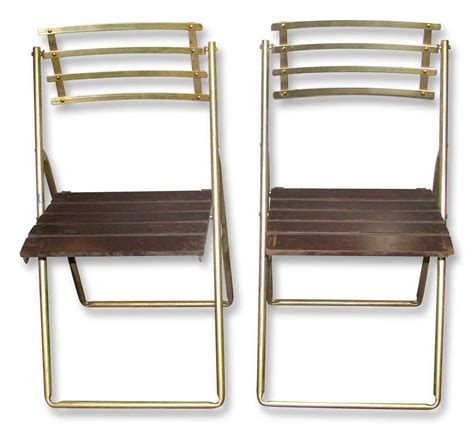 Mid Century Folding Chair by Mid Century Modern Folding Chairs Olde Things
