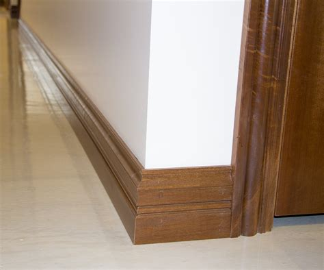 Crown Molding Floor by Interior Wood Casing And Trim Moldings Stain Gr Trim