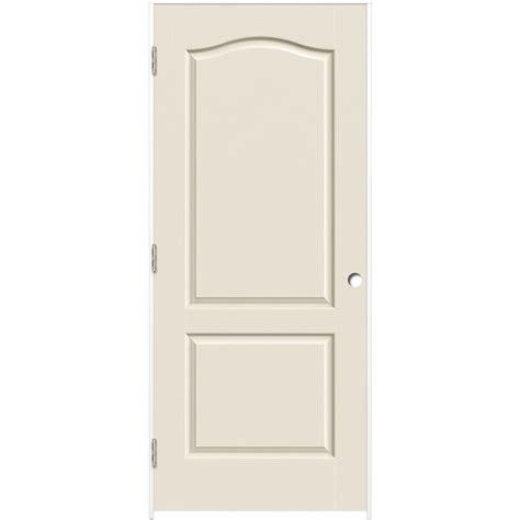 prehung interior doors shop reliabilt prehung hollow 2 panel arch top