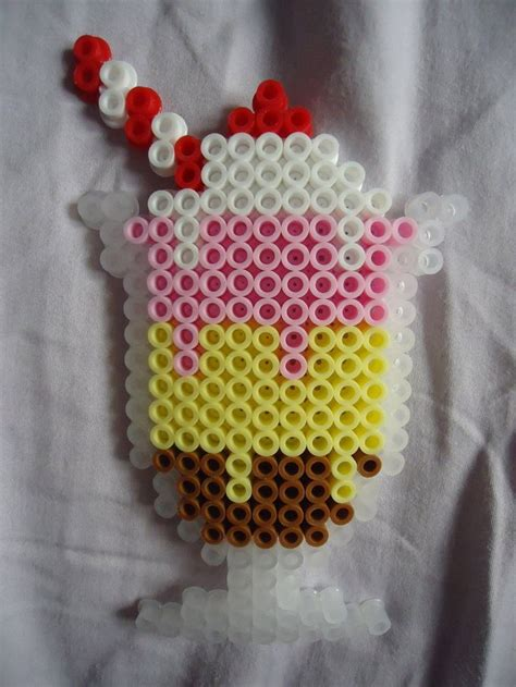 food perler 102 best images about food perler on perler