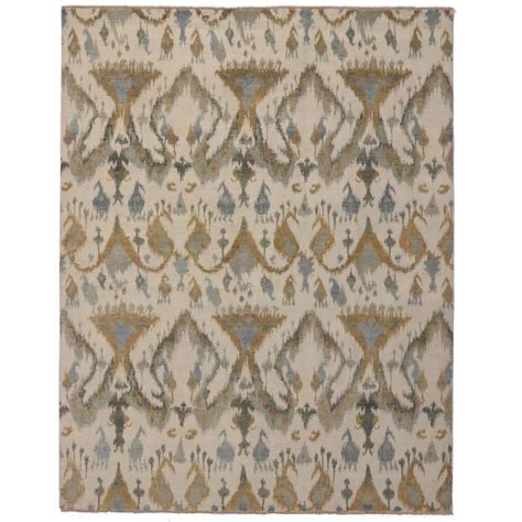 modern ikat rug contemporary abstract ikat rug with modern style for sale