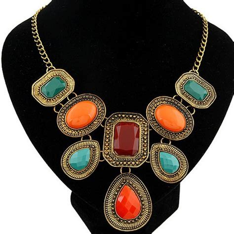 cheap for jewelry free shipping wholesale cheap fashionable necklace vintage big