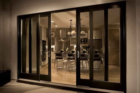 4 panel sliding patio doors patio doors design installation portland metro area