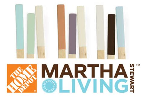 home depot paint brands canada house blend martha stewart living paint to launch at the