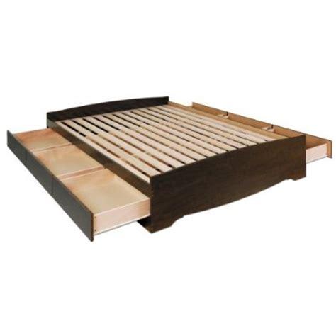 platform bed frames platform bed frame design and decorations ideas