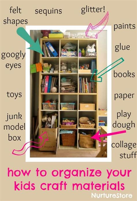 how to organize crafts how to organize craft supplies cleaning
