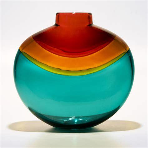 Nefertiti Glass Vases Boha Glass