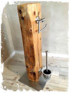 Badezimmermöbel Cremefarben by Garderobe Aus Altholz Handarbeit In Kombination Mit