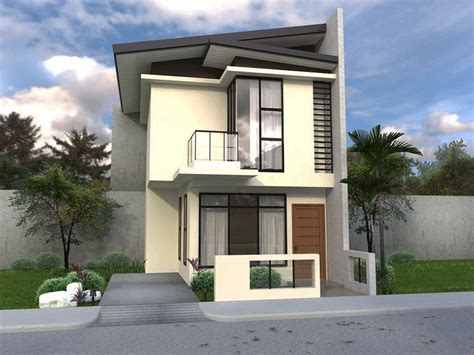 home design for story collection 50 beautiful narrow house design for a 2 story
