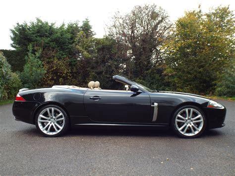 2007 Jaguar Xk Convertible by Used 2007 Jaguar Xk 4 2 Convertible Sat Nav For Sale In