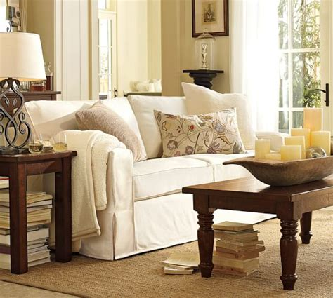how to make a slipcover for a sleeper sofa pottery barn square sleeper sofa slipcover