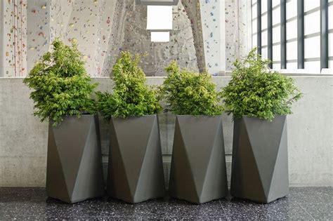 modern indoor planters design a beautiful garden with modern planters indoor