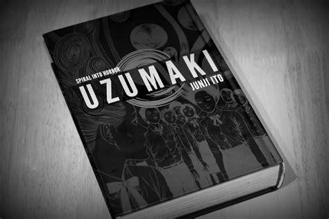 uzumaki horror consequential uzumaki collected edition junji ito