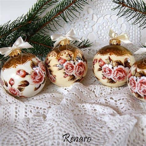 decoupage ornaments 17 best images about decoupage balls on