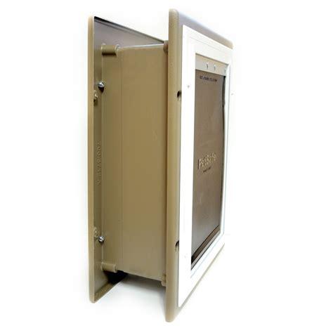 large cat doors interior doors petsafe pet door wall entry cat doors for walls