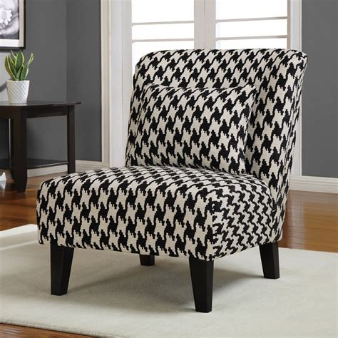 Black And White Accent Chairs by Black And White Accent Chair Decor Ideasdecor Ideas