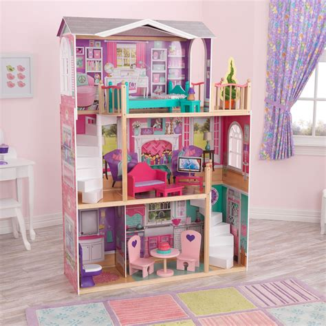 kid craft doll house best wooden dollhouse hape all season review