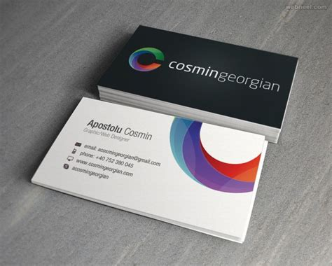 make bussiness cards 50 creative corporate business card design exles