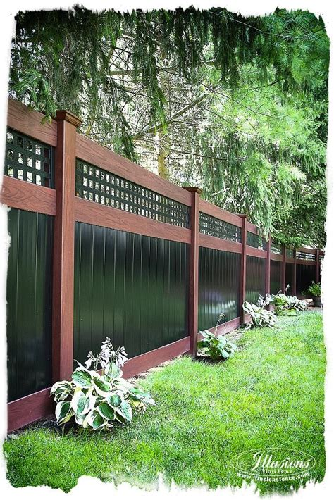 backyard privacy fences 25 best ideas about wood fences on backyard