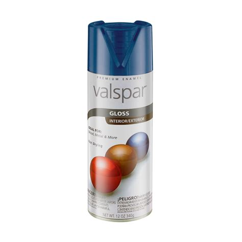 glow in the paint lowes shop valspar 12 oz glow lawn green gloss spray paint at