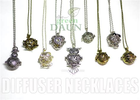 where to buy chains for jewelry where to buy diffuser necklace in malaysia green daun