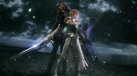 Description Of Artwork by Final Fantasy Xiii 2 Hd Wallpapers 3 1366x768 Wallpaper