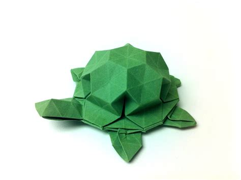 origami sea turtle 3d origami turtle pictures to pin on pinsdaddy