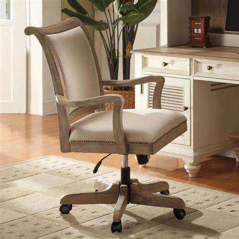 office desk and chair riverside home office desk chair 32438 royal furniture