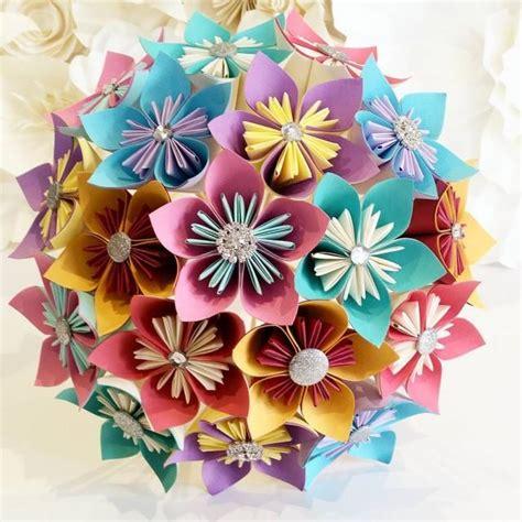 origami org uk paper flowers bouquet origami bridal stationary uk