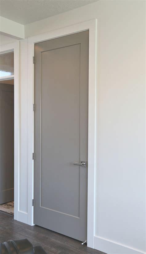 door color choosing interior door styles and paint colors trends